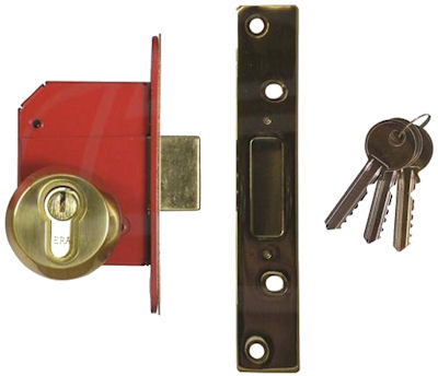 Era BS3621:2004 Euro Deadlock Complete Lockset