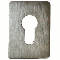 SOUBER EE1 Large Stick On Euro Escutcheon