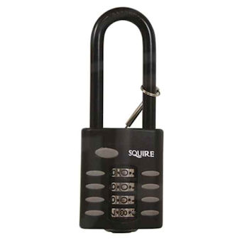 "SQUIRE CP50 RECODEABLE COMBINATION PADLOCKS 2.5"" SHACKLE"