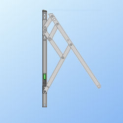 STD FRICTION STAYS WINDOW HINGES