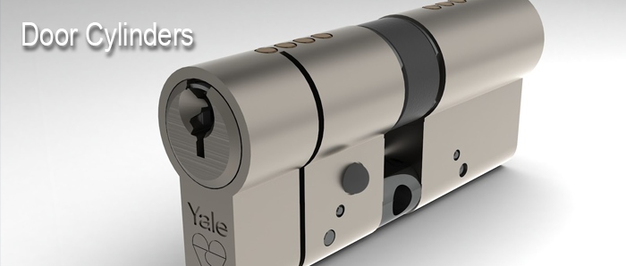 cylinder door locks